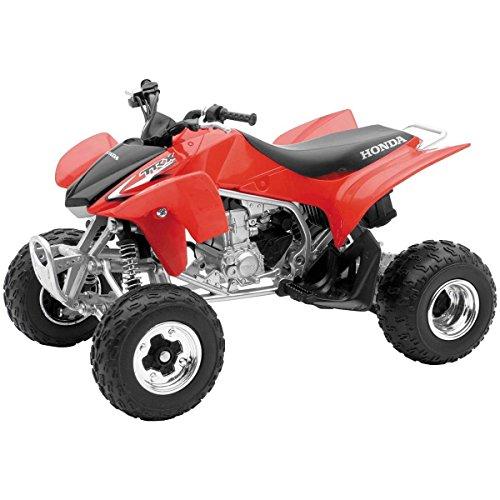 New Ray - 57093 - Quad - ATV Honda TRX450R 2009 - Rouge - Echelle 1/12
