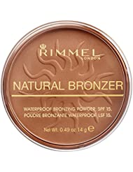 Rimmel - Natural Bronzer - Poudre bronzante - Soleil - 14