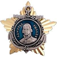 Gudeke Sowjetunion Admiral Uschakow Medaille Abzeichen