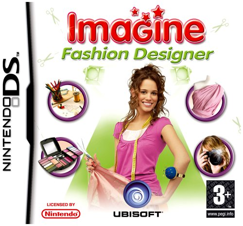 Imagine Fashion Designer Nintendo Ds Buy Online In Cambodia Ubisoft Products In Cambodia See Prices Reviews And Free Delivery Over 27 000 Desertcart