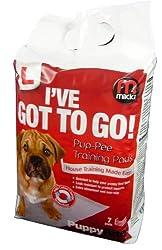 Mikki Pup-Pee Pads 7 Pack