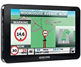 Snooper Ventura S681017,8cm pour Camping-Car et Caravane Système de Navigation par Satellite