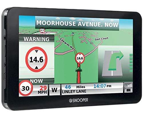 Snooper Truckmate PRO S6810 Navigationssystem (Kontinent) -
