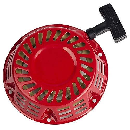 WOOSTAR Ersatz Recoil Starter für Rasenmäher Pull Starter für Honda GX120GX140GX160GX200Generator Motoren
