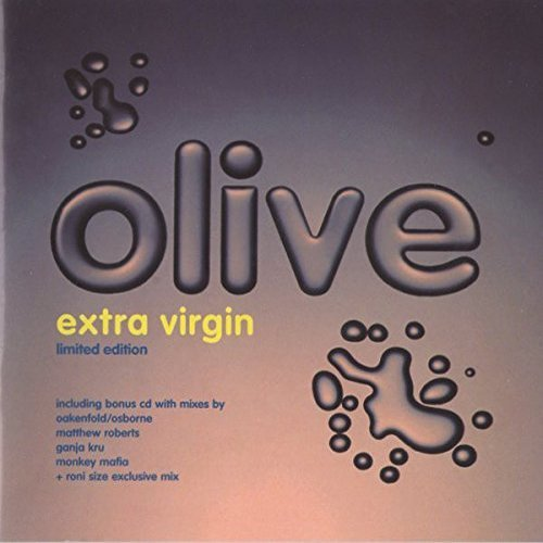 Extra Virgin/Limited Edition International Olive