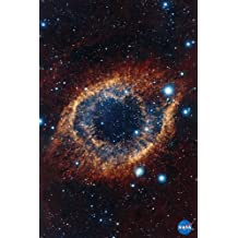 HELIX NEBULA POSTER hubble telescope image Space Astrology NASA RARE HOT NEW 24x36 by HSE