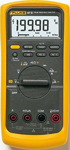 FLUKE networks - Fluke Networks 3947858 - Multímetro Digital (87 V)