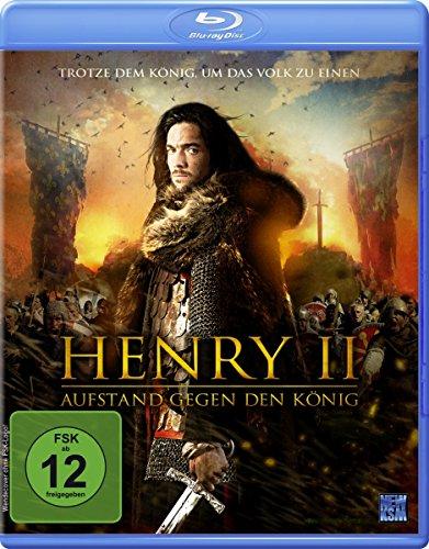 Bild von Henry II - Aufstand gegen den König [Blu-ray]