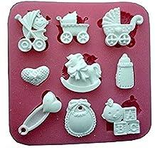 Inception Pro Infinite Molde de Silicona para artesanía 9 pequeños Accesorios ...
