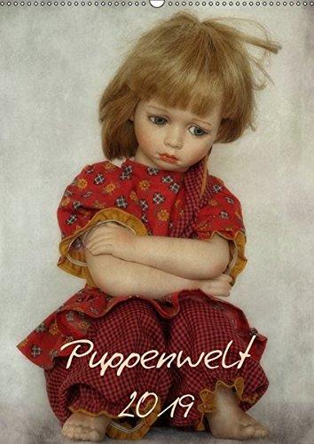dkalender 2019 DIN A2 hoch): Ein kleines Repertoire von Puppenbildern, präsentiert in einzigartiger Optik (Monatskalender, 14 Seiten ) (CALVENDO Kunst) ()