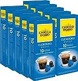 Chicco d'Oro Cuor d'Oro entkoffeiniert 100 Kapseln für Nespresso ® -System & Maschinen Kompatibel