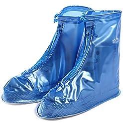 cczz Neutral uomini e donne impermeabile pioggia COPRISCARPE Scarpe Pioggia protettiva scarpe bicicletta–copriscarpe antipioggia Cappotti Scarpa Caso