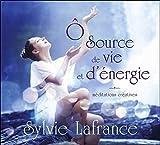 O source de vie et d'énergie - Méditations créatives - Livre audio 2CD