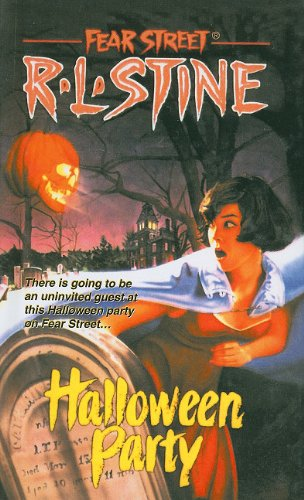 Halloween Party (Fear Street (Unnumbered PB))