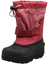 Columbia Childrens Powderbug Plus II, Botas de Nieve para Niñas