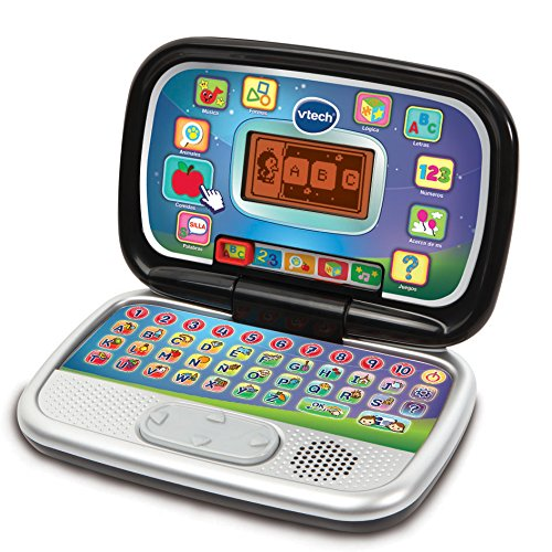 VTech Diverblack PC - Ordenador Infantil Educativo