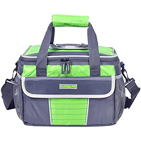 MIER Grande morbida Cooler Bag Insulated Lunch Box Picnic Bag