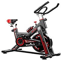 COOLBABY-Luxury Indoor Spinning Super Quiet Fitness Bike Family Bicycle Exercise Fitness Equipment