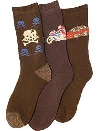 3 x Kids Boys Winter Extra Warm Hot Thick Thermal Socks