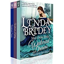 Montana Mail Order Bride Box Set (Westward Series) Books 7 - 9: A Historical Cowboy Western Mail Order Bride Collection (Westward Box Sets Book 3)