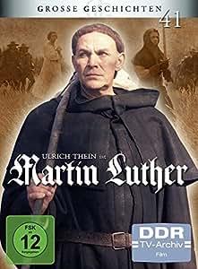 Große Geschichten 41: Martin Luther [3 DVDs]