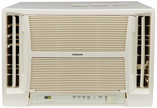 Hitachi 1.5 Ton 5 Star Window AC (RAV518HUD Summer QC,...