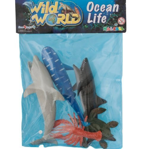 wild-world-bag-of-5-toy-small-plastic-sea-creatures-sharks-dolphins-octopus-sealion-etc