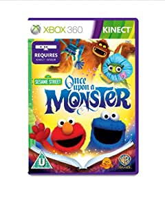 Sesame Street: Once Upon a Monster (Xbox 360)
