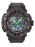 Estilo Analog-Digital Watch For Men-5018...