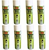 8 x Insektenspray 400 ml Mücken Abwehr von BRAECO gegen Fliegen,Mücken Motten
