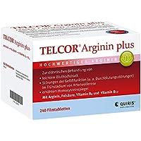 Telcor Arginin plus Filmtabletten 240 stk preisvergleich bei fajdalomcsillapitas.eu