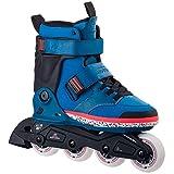 K2 Erwachsene Inline Skate Midtown Blue, Mehrfarbig, 11.5, 30A0015.1.1.115