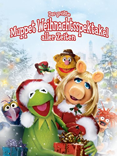Das größte Muppet Weihnachtsspektakel aller Zeiten