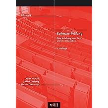 Software-Prüfung: Eine Anleitung zum Test und zur Inspektion (vdf Lehrbuch)