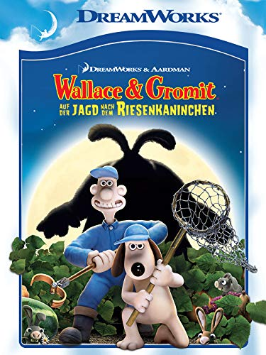 _DUPE_Wallace & Gromit, Auf Der Jacd nach dem Riesenkaninchen