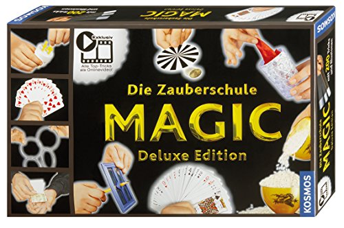 Kosmos 698386 - Zauberschule Magic - Deluxe Edition