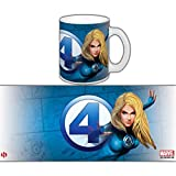 Semic Distribution SMUG010 Mug Marvel Fantastic Four Series 1 Invisible Woman