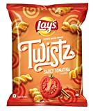 #4: Lay's Twistz, Saucy Tomatina, 57g