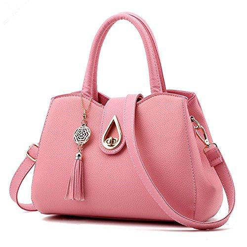 Marchome, Borsa a tracolla donna Pink