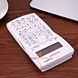 #3: AST Works 82MS-A Multifunctional 2 Line LCD Display Scientific Calculator for Mathematics