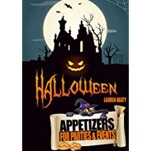 Halloween Appetizers for Parties and Events (English Edition)
