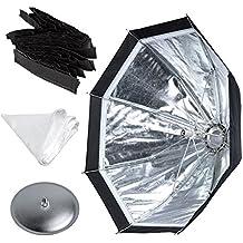 Godox AD-S7 accesorio para flash de estudio fotográfico - accesorios para flash de estudios fotográficos (Kit, Negro, Plata, Color blanco, Wistro AD180/AD360)