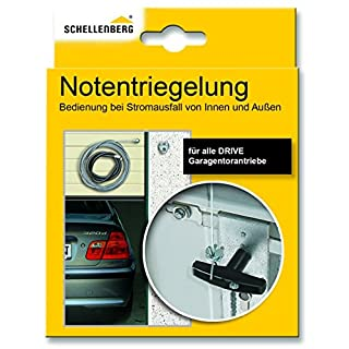 Schellenberg 60553 Notentriegelung