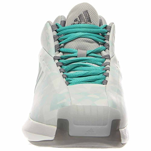 Adidas Performance Hommes Baskets Chaussures de basket-ball Crazy 1pour tailles Kobe Blanc