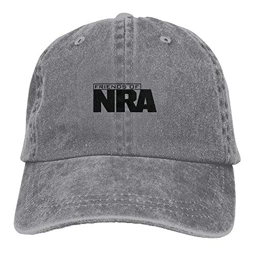 NRA National Rifle Association Unisex Adult Baseball Cap Trucker Hat Cowboy Hat...