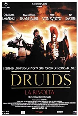 Druids - La rivolta [IT Import]