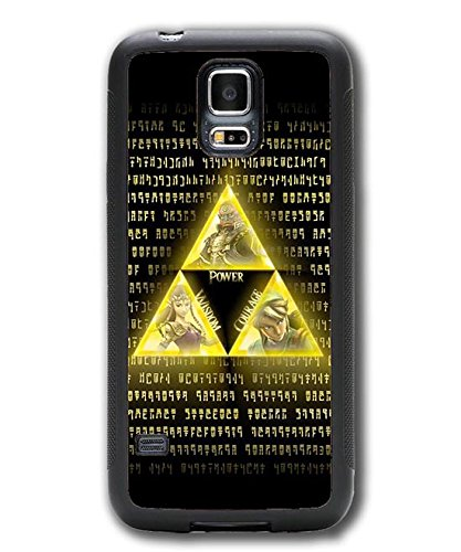 Samsung Galaxy S5 Mini Hülle Case Cover,Legend of Zelda Games Themes Printed Plastik Matt Anti-stoß Handyhülle für Galaxy S5 Mini