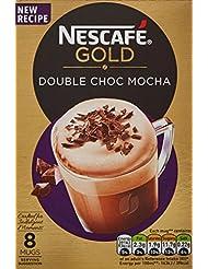 NESCAFÉ Gold Double Choc Mocha Coffee, 8 Sachets, 23 g