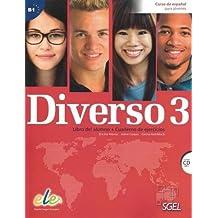 Diverso 3 Libro del alumno + cuaderno de ejercicios