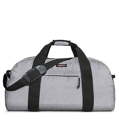 Eastpak Terminal Bolsa de viaje, 88 litros, Gris (Sunday Grey)